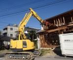 長野市 家屋解体工事