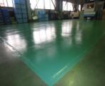 工場内部機械基礎工事